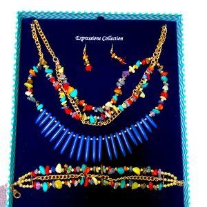 Bohemian Jewelry set